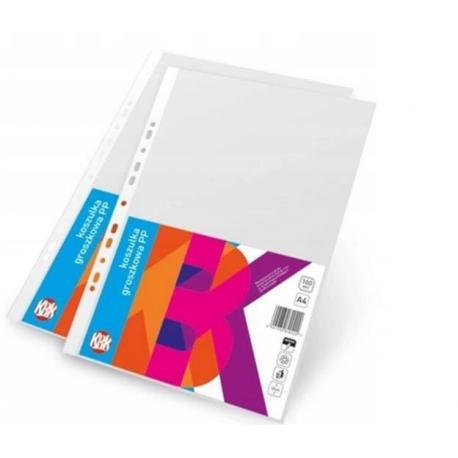 Koszulka Groszkowa A4 KBK/Q-Connect /100szt/ 40u